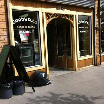 Photo of Goodwells Natural Food Market in Detroit