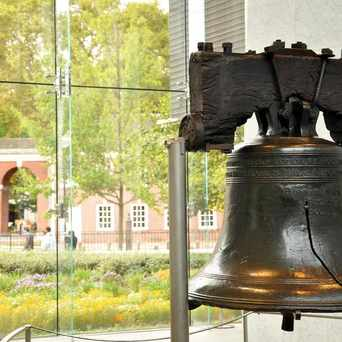 Photo of The Liberty Bell in Philadelphia