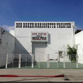 Photo of The Bob Baker Marionette Theater in Los Angeles