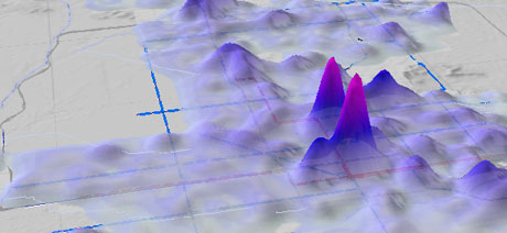Walk Score Data and Research