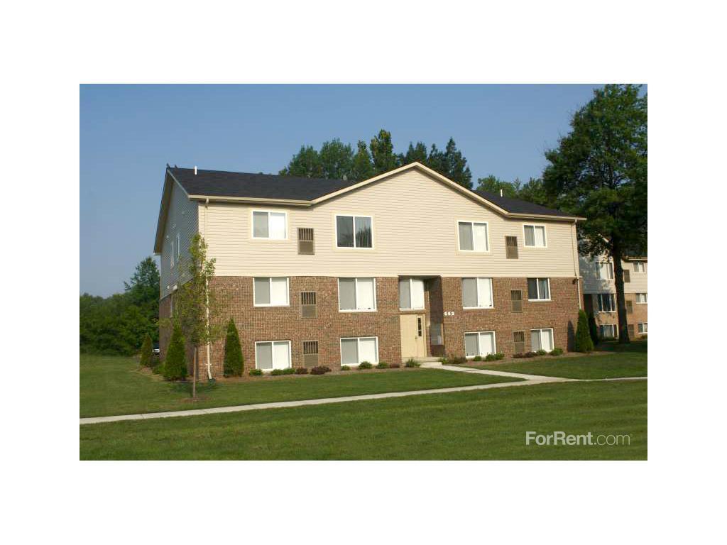 Canterbury Woods Apartments Inkster Mi