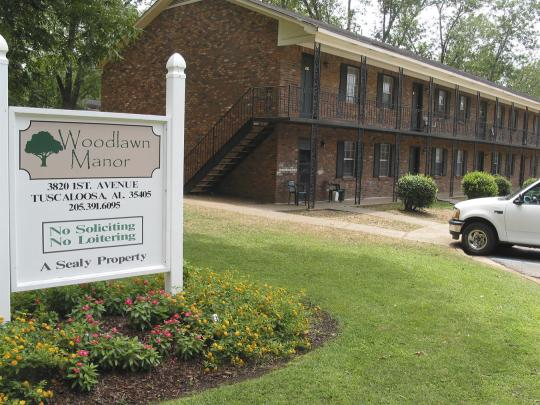WOODLAWN MANOR Apartments, Tuscaloosa AL - Walk Score