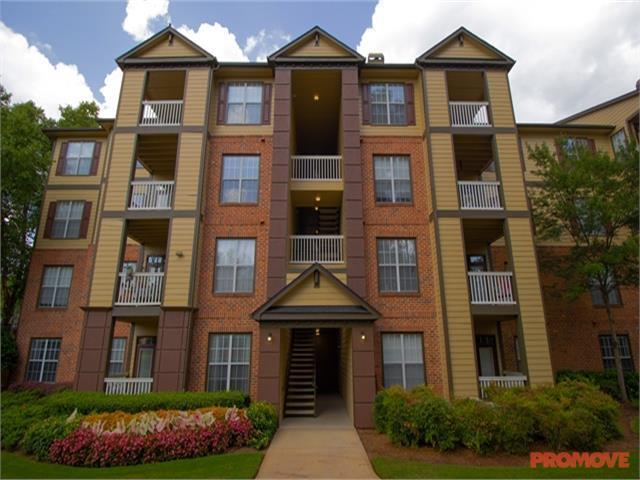 Woodhaven Apartments Alpharetta Ga