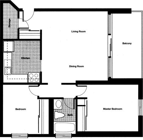 101 kathleen st whitby on walk score for Apartment plans canada