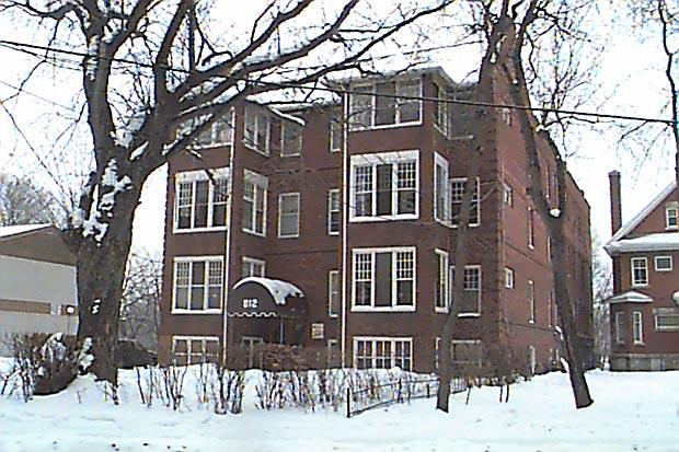 812 Wolseley Ave Apartments