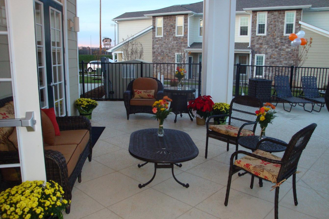 Ridgemont Park Apartments Smyrna