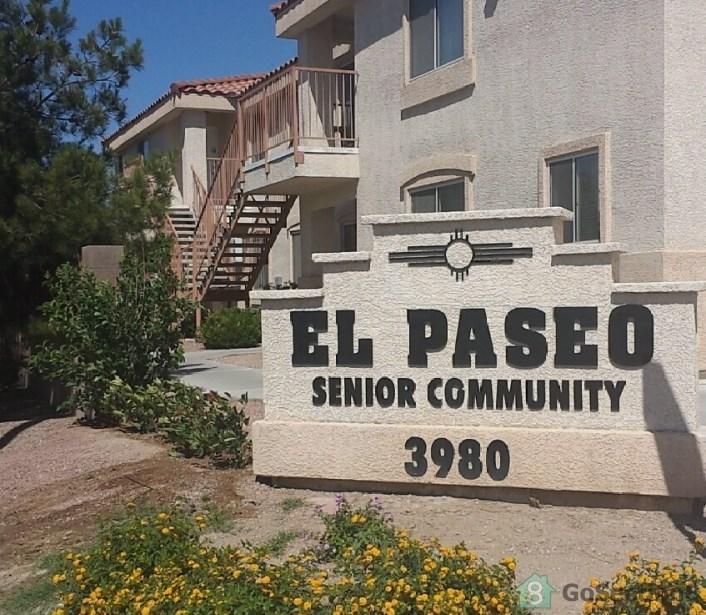 el paseo senior community sunrise manor nv walk score