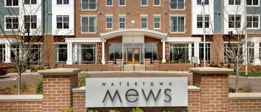 Watertown Mews Apartments photo #1