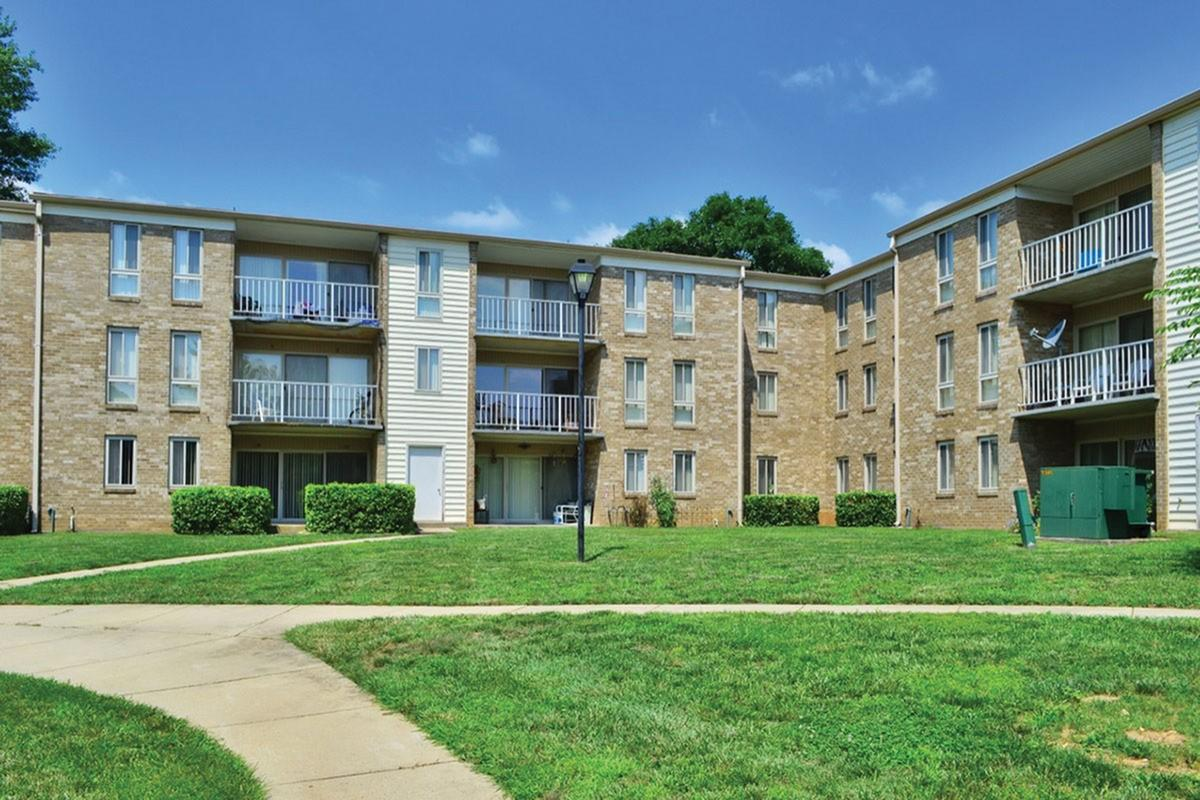 Hunters Glen Apartments Md