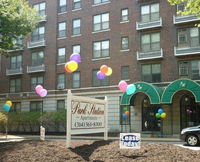 Park Lux Apartments St Louis Mo