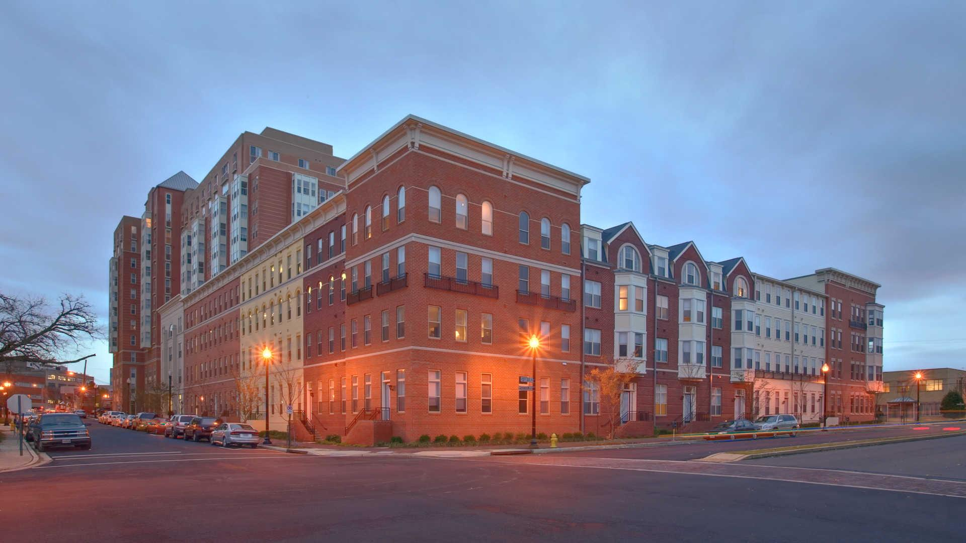 The Clarendon Apartments photo #1