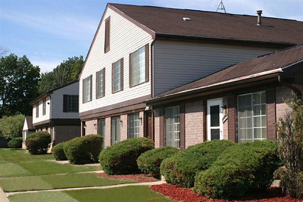 Parkway Apartments Clinton Township Mi