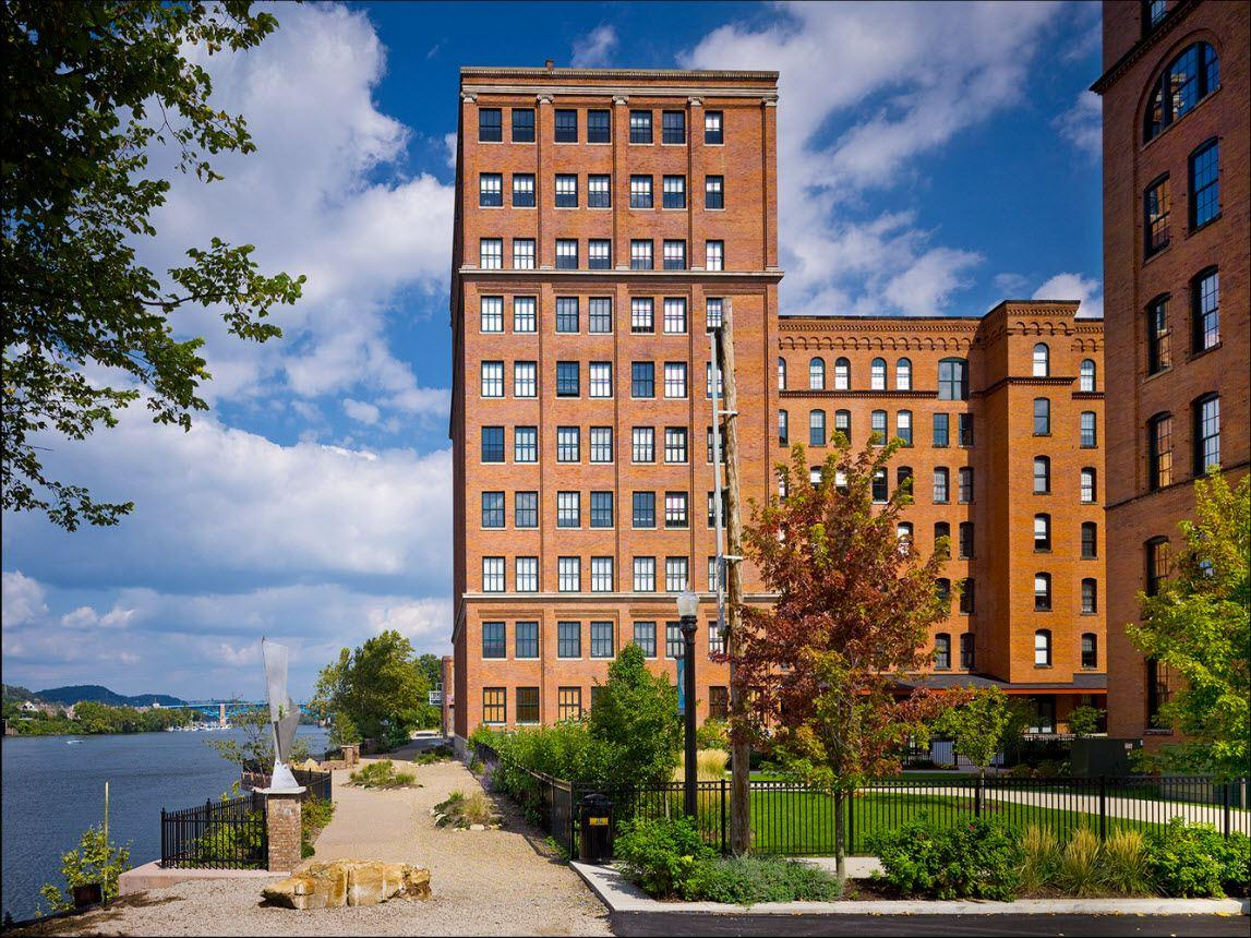 The Cork Factory Apartments, Pittsburgh PA - Walk Score