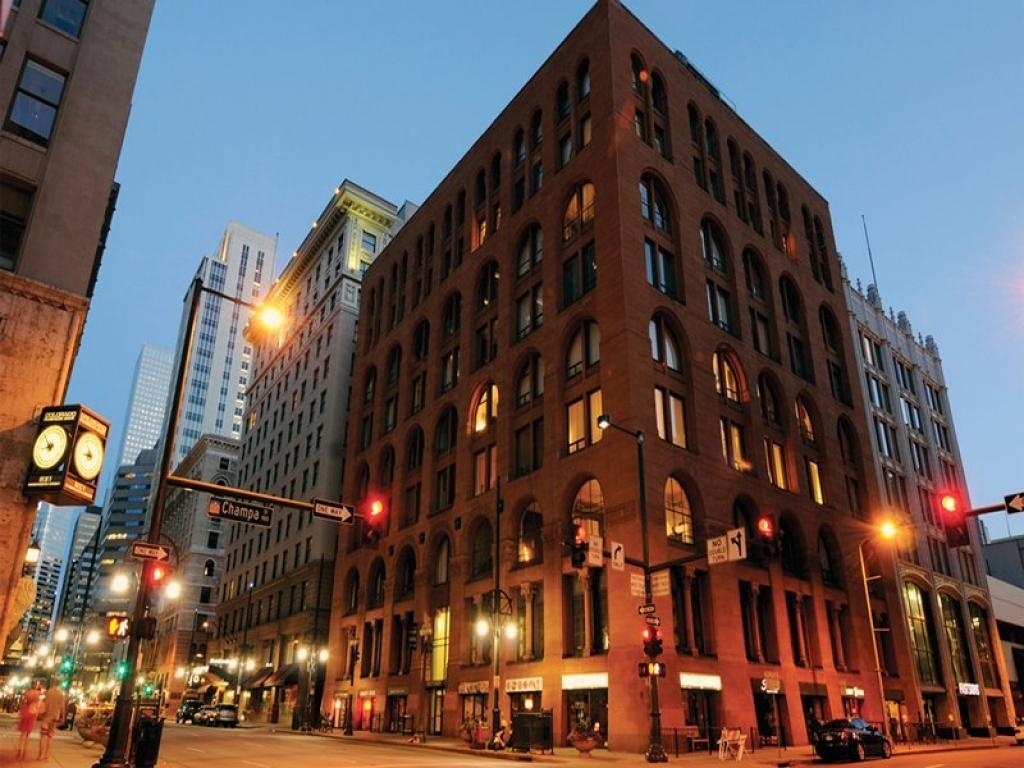 Bank and boston lofts apartments denver co walk score - Cheap one bedroom apartments in denver ...
