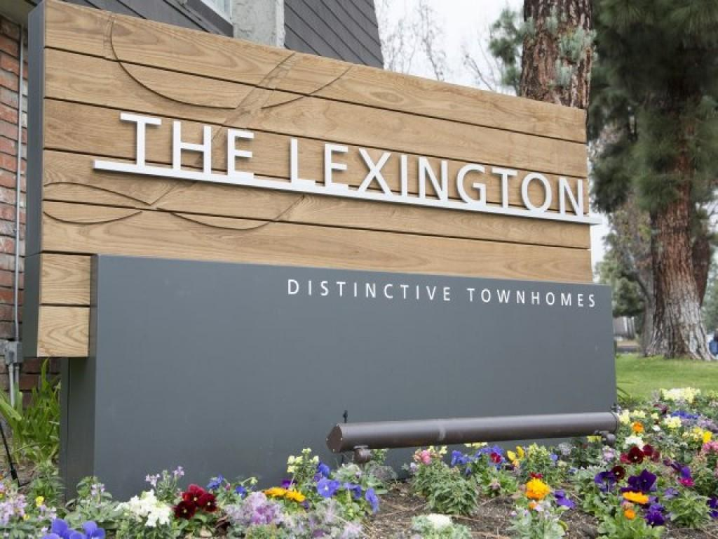 Lexington Townhomes Apartments photo #1