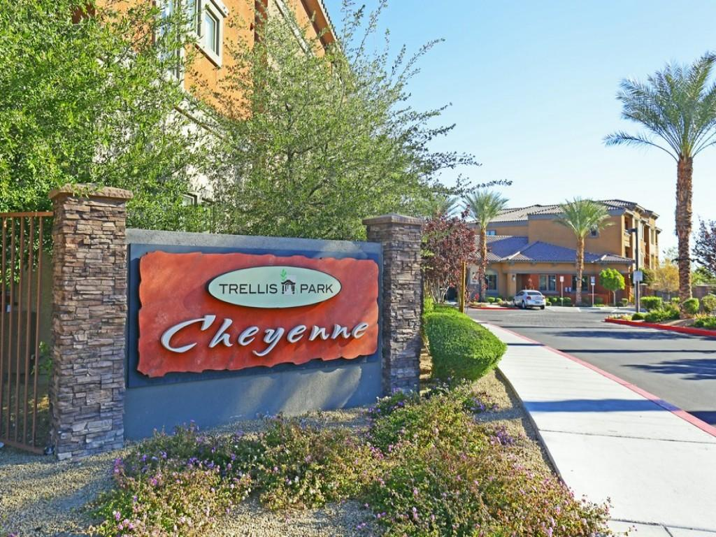 Trellis Park At Cheyenne Apartments Las Vegas Nv