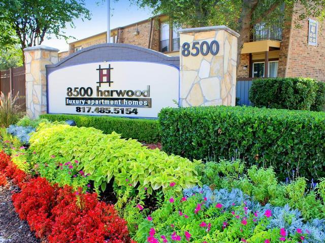 8500 Harwood Apartments, North Richland Hills TX - Walk Score