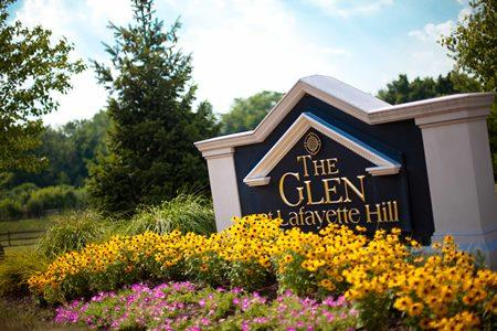 The Glen at Lafayette Hill Apartments photo #1