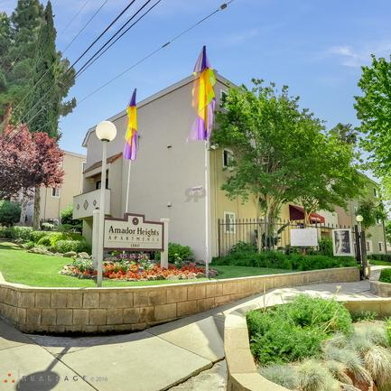 Amador Heights Apartments photo #1