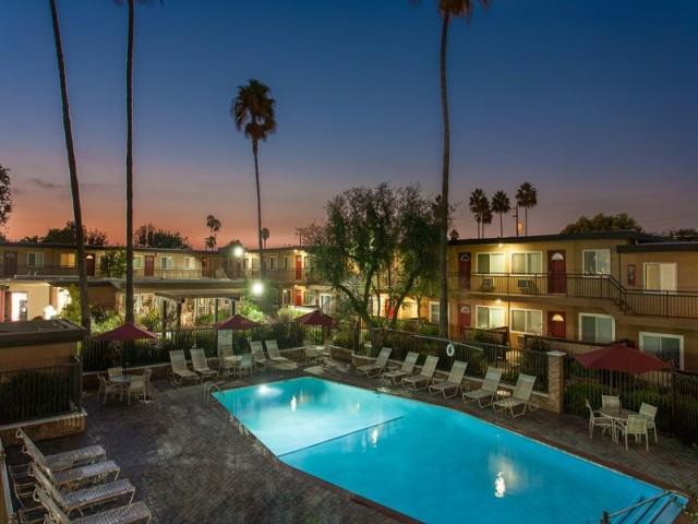 The Courtyards Apartments & Tierra Palms in Norwal photo #1