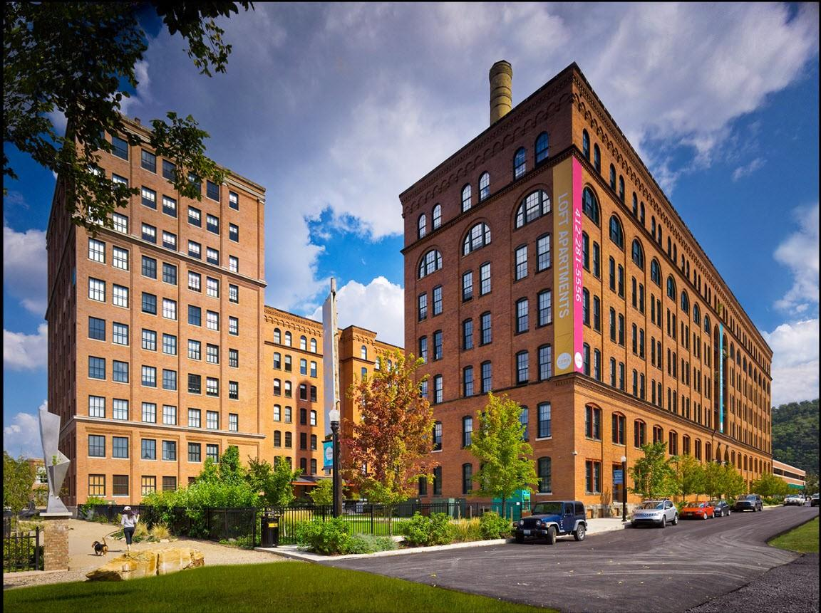 The Cork Factory Apartments photo #1