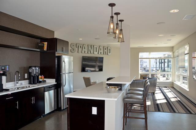 The Standard at East Library Apartments photo #1