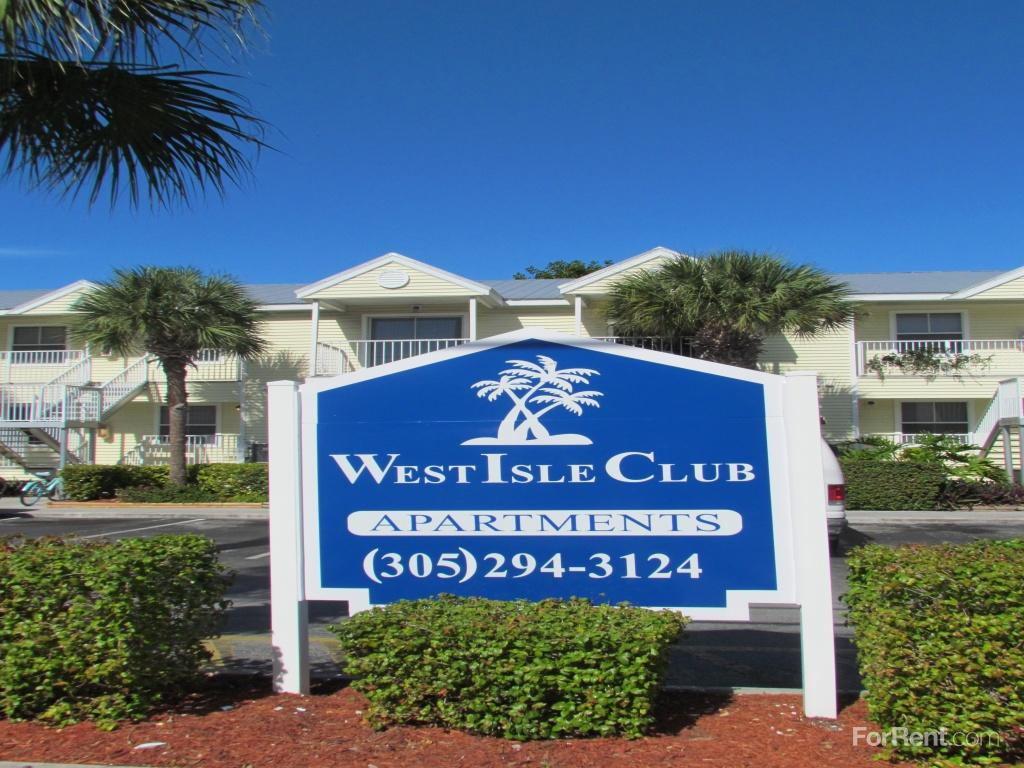 West Isle Club Apartments Rent