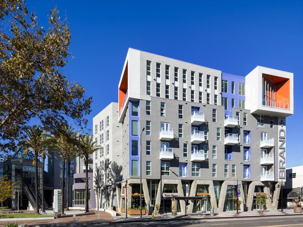 The Brand Apartments Glendale Ca