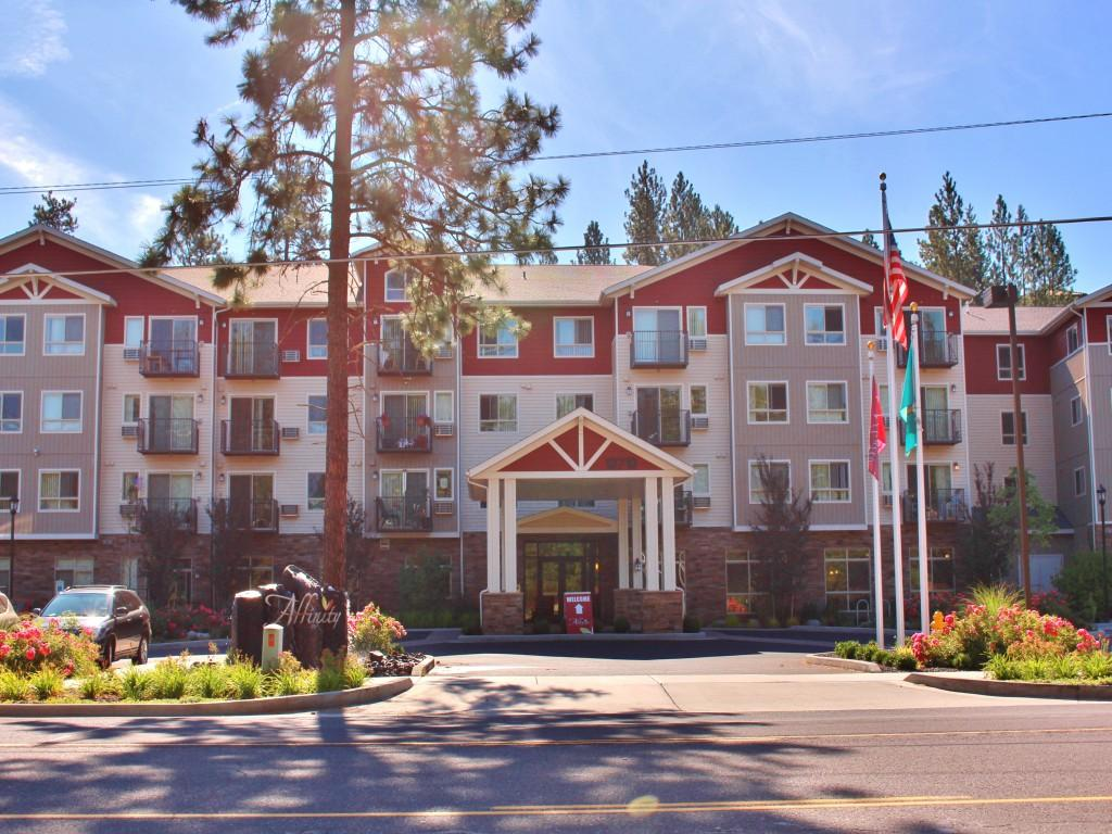 55 adult communities in spokane wa