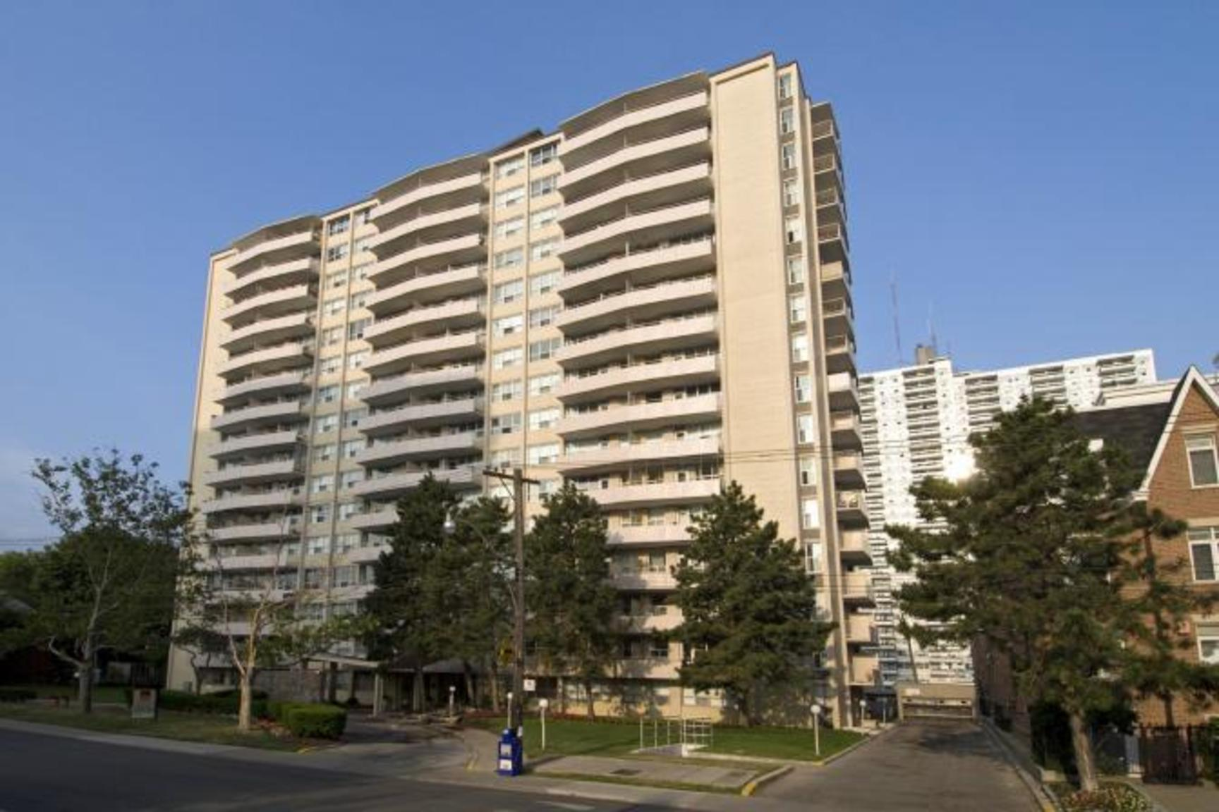Apartments For Rent In Toronto University Avenue