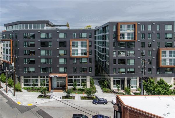Odin Apartments Seattle Wa Walk Score