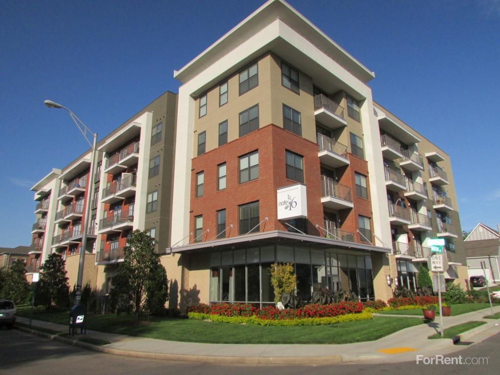 Note16 Apartments Nashville Davidson TN Walk Score