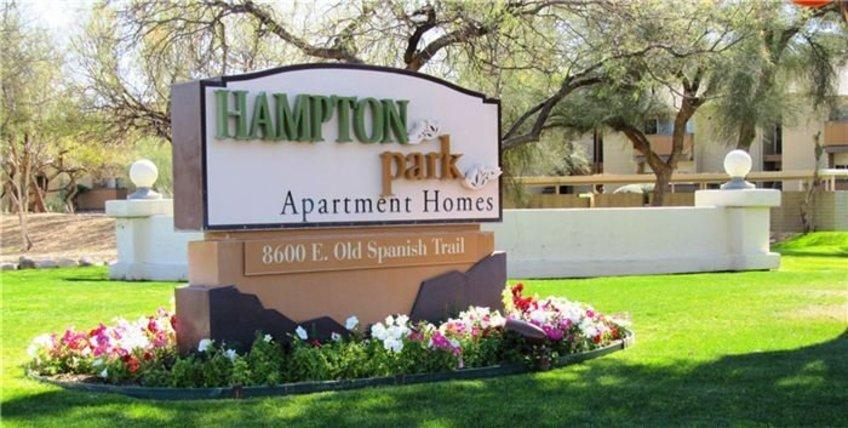 Hampton Park Apartments photo #1