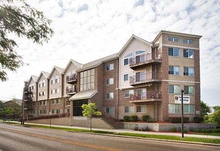 The Dayton House features 2, 3 and Four BR apartments. Covered parking! photo #1