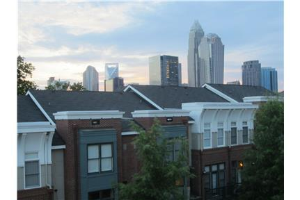 For Rent First Ward 2BR / 2BA 4-story Townhouse