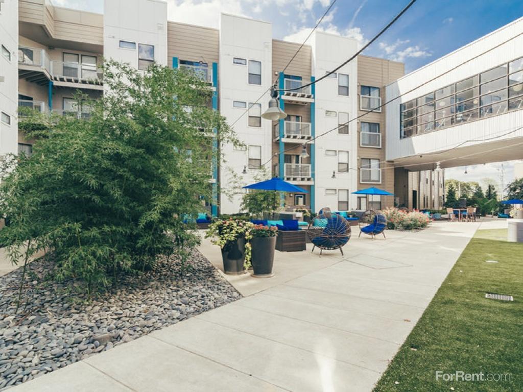 Olympus Midtown Apartments Nashville Davidson TN Walk Score
