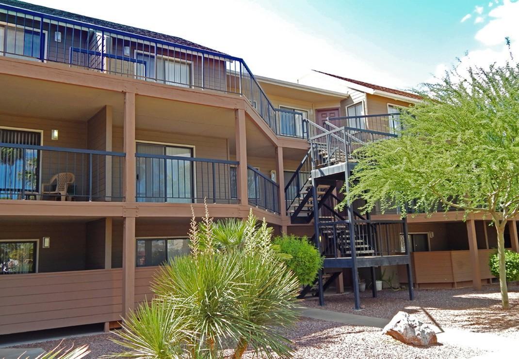 Overlook at Pantano Apartments, Tucson AZ - Walk Score