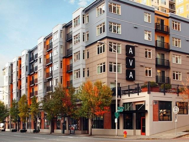 AVA Belltown Apartments photo #1