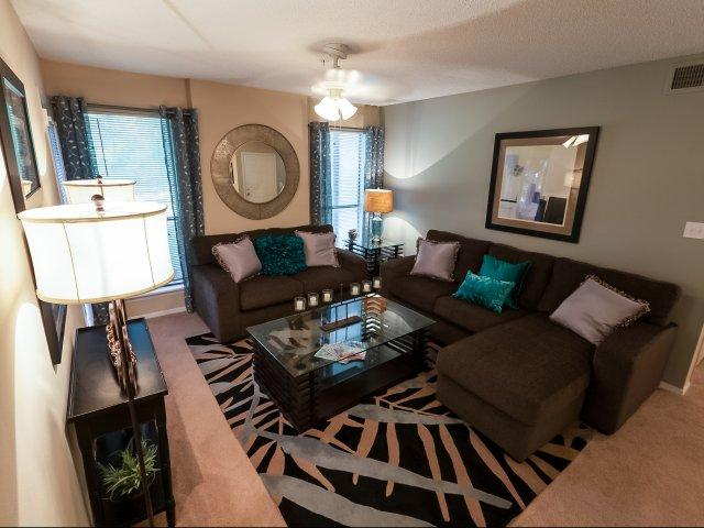 apartments ranges from 819 for a one bedroom to a 1 012 two bedroom