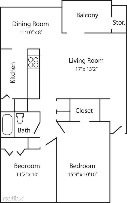 Oak Tree Villas Apartments photo #1