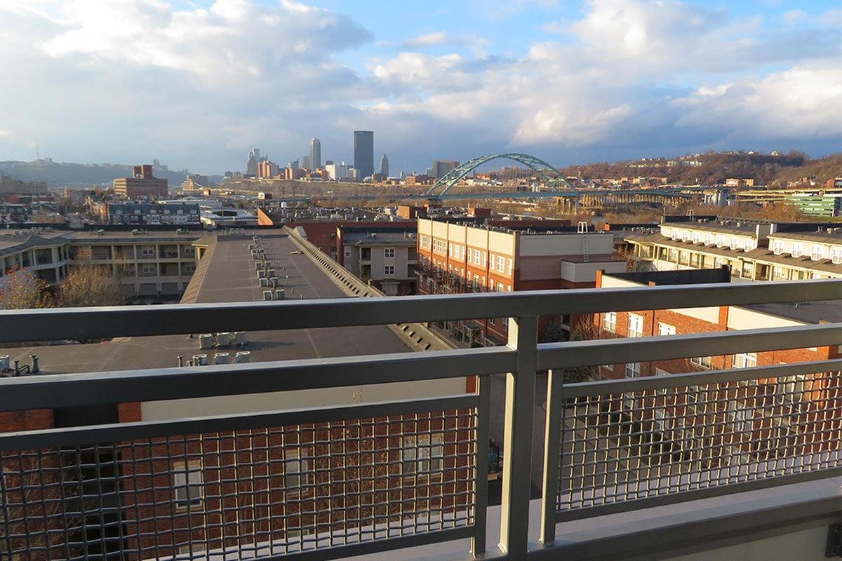 Southside works city apartments pittsburgh pa walk score - 2 bedroom apartments southside pittsburgh ...