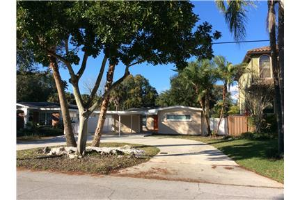 Waterfront South Tampa Single Family Home