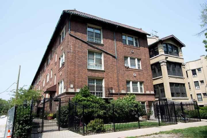 Studio apartment 5528 South Cornell photo #1