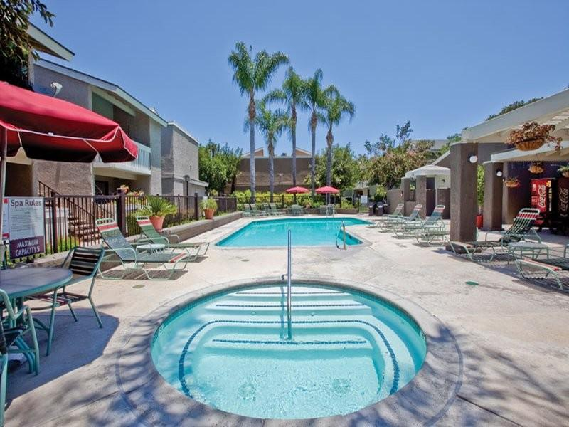 Fountain Glen Anaheim Hills Senior Apartments