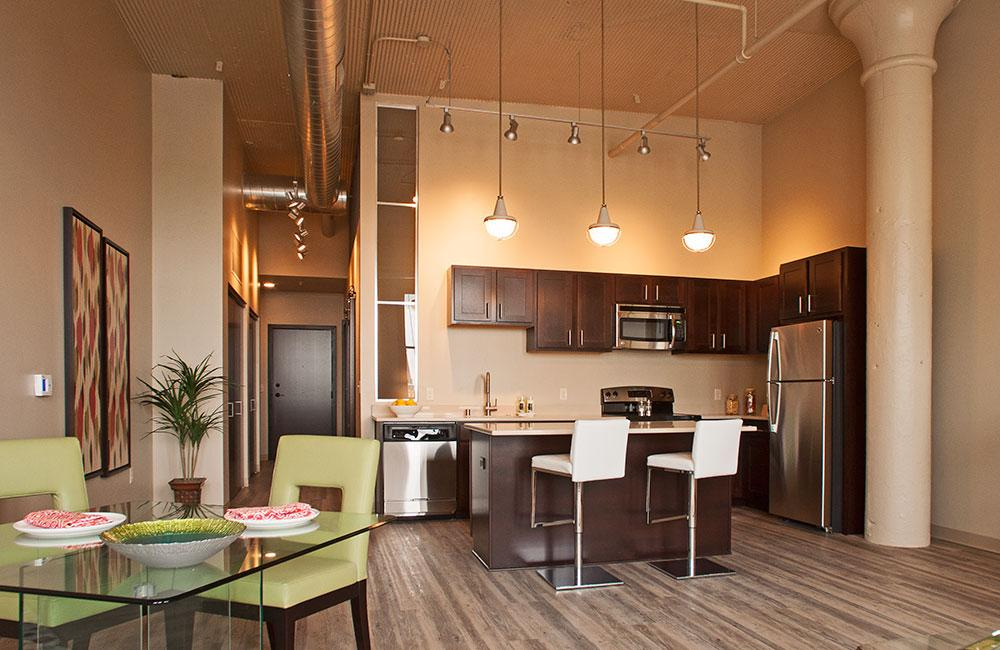 Restaurant Design Milwaukee : The brix apartment lofts apartments milwaukee wi walk score