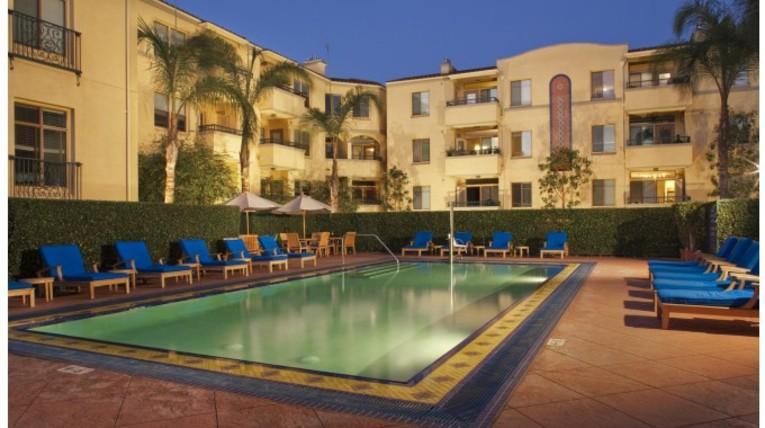 Palazzo Westwood Apartments Los Angeles Ca Walk Score