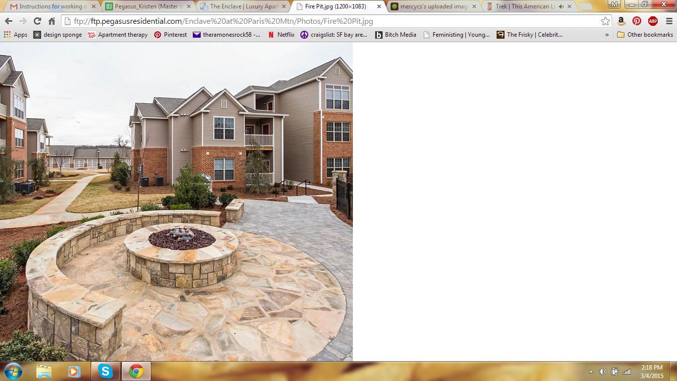 Poinsett Place Apartments Greenville Sc