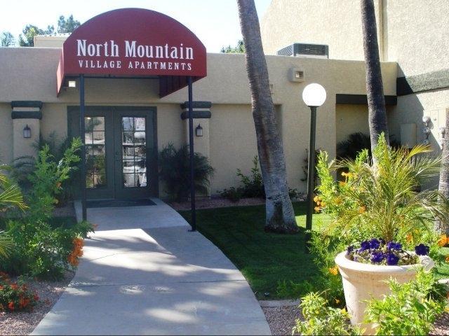 North Mountain Village Apartments Phoenix Az