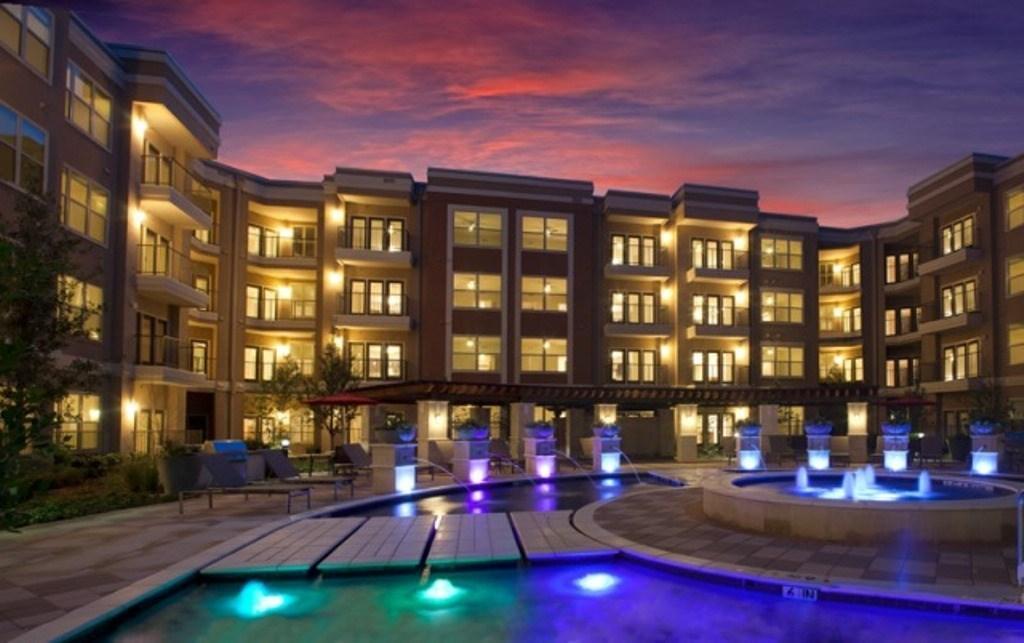 Addison Keller Springs Apartments Addison Tx