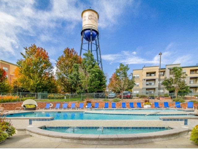 Water Tower Flats Apartments photo #1
